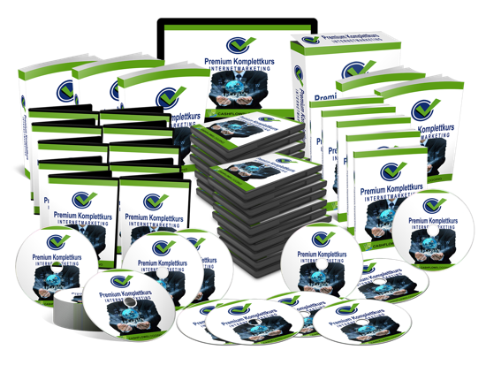Premium Internetmarketing Komplettpaket