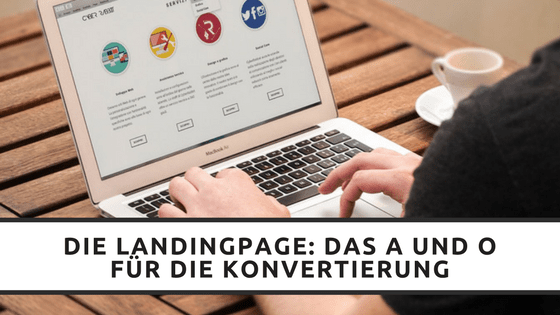 landingpage - online marketing