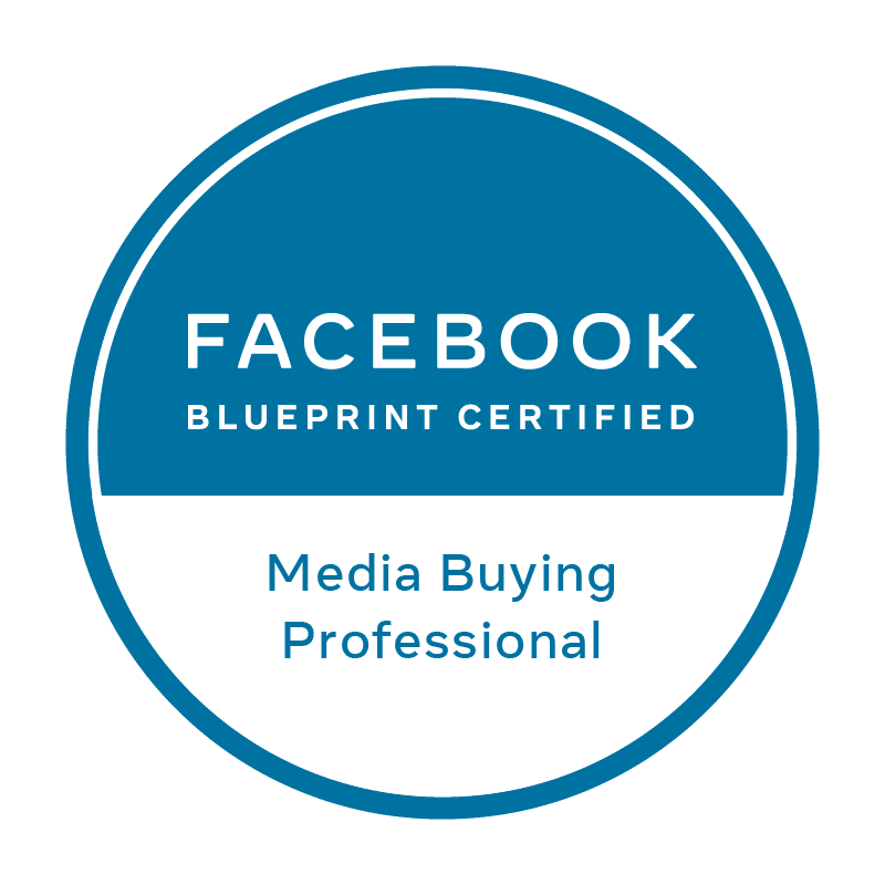 Facebook Certified Media Buying Professional